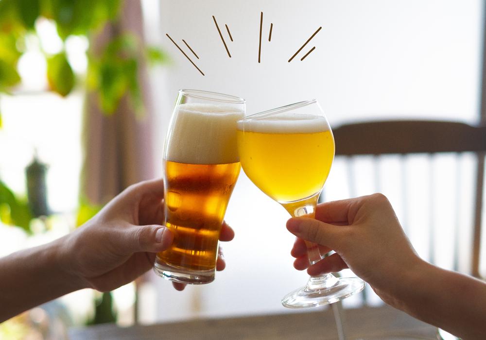 潰瘍性大腸炎とお酒