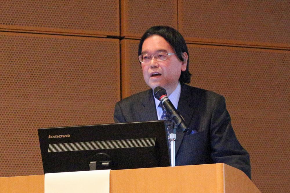 東京医科歯科大学消化器内科教授 日本炎症性腸疾患学会理事長 渡辺 守 教授