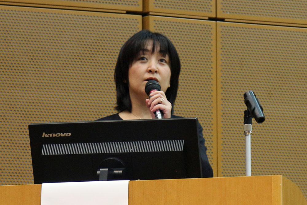 横浜市立大学附属市民総合医療センター IBDセンター 国崎玲子先生